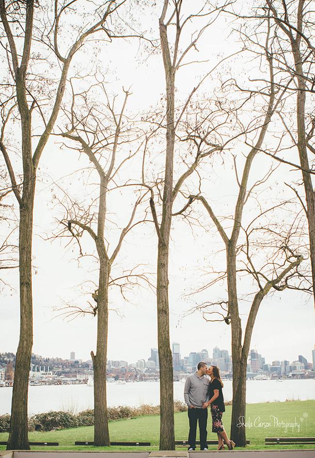 bellingham wedding photographer | bellingham engagement photography