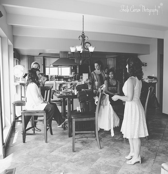 bellingham wedding photographer   glen echo gardens wedding