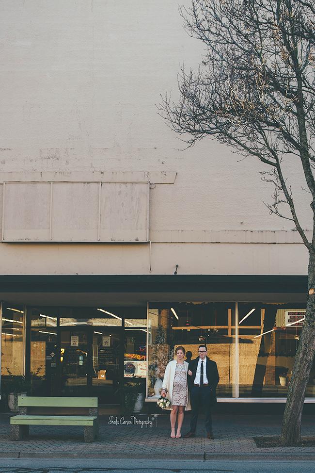 bellingham wedding photographer | bellingham elopement photography | skagit courthouse wedding