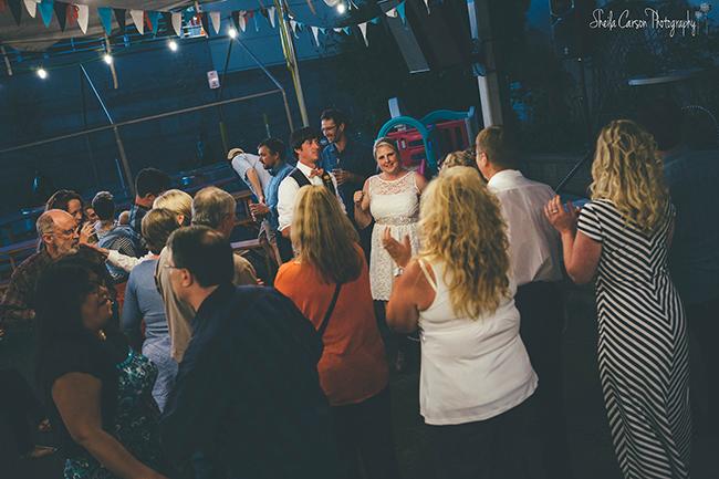 bellingham wedding photographer; Larabee State Park Wedding