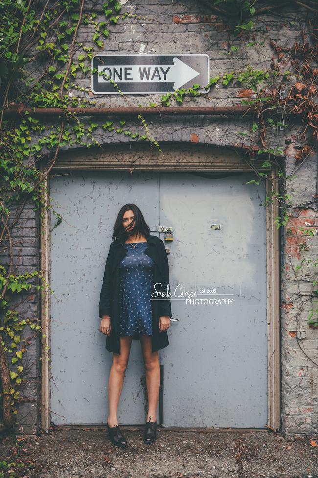 bellingham senior photographer | bellingham senior photography | urban senior session