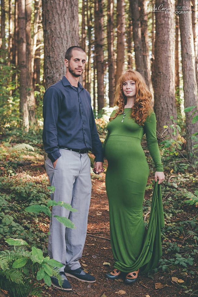 bellingham photographer | bellingham maternity photographer | bellingham maternity photography | Lake Padden Maternity Session