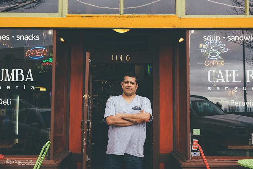 bellingham photographer | cafe rumba