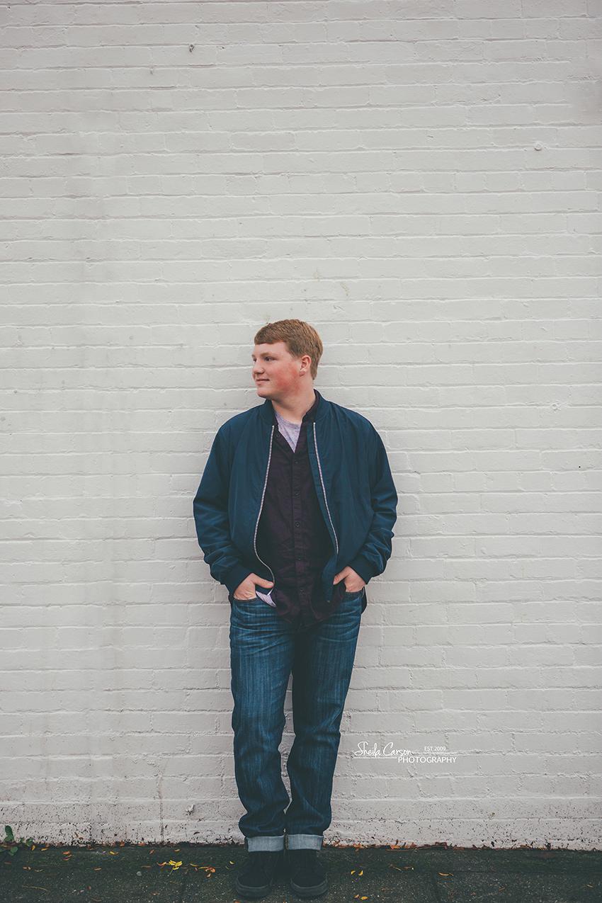 Bellingham Senior Photographer, Bellingham Photographer, urban senior session
