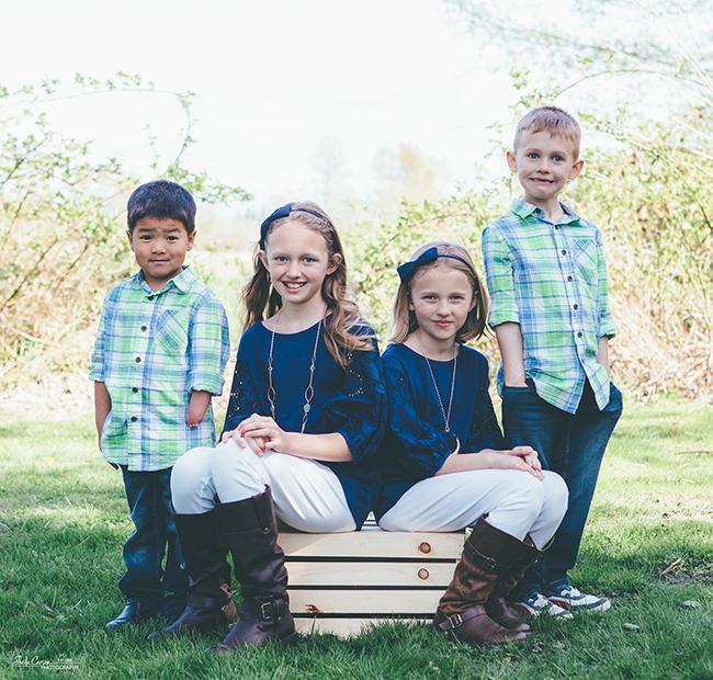 Bellingham Photographer, bellingham family photographer, hovander farm family photography